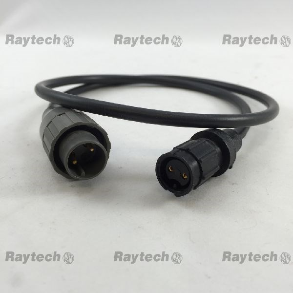 TA-400, Câble d Adaptation pour Sonde à 2-PIN à un Appareil Connecteur Gris