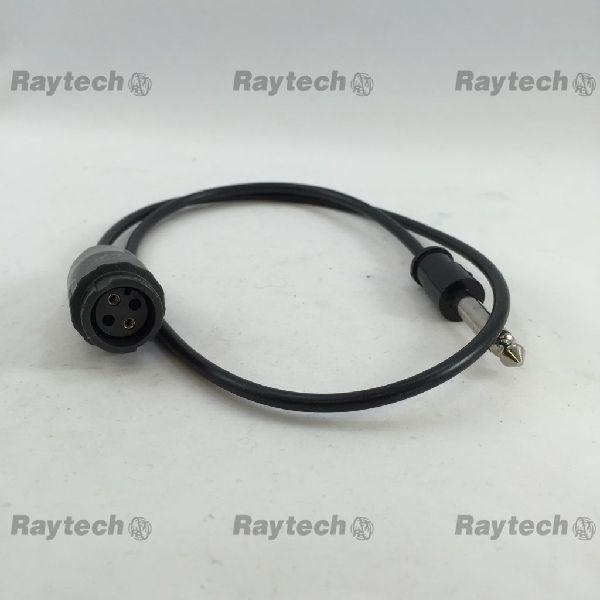 TA-100, Câble d Adaptation pour un Sonde Connecteur Gris à un Appareil Connecteur 1/4