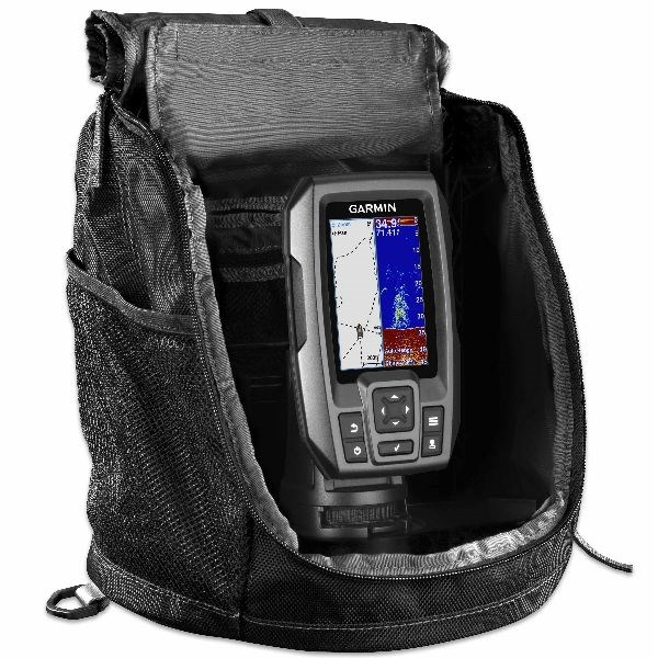STRIKER™ 4 Portatif avec la Sonde Double Faiseau TM 77/200 KHZ
