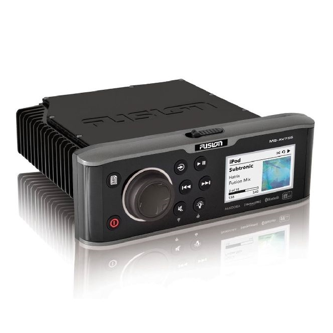 Marine Entertainment System with DVD/CD Player