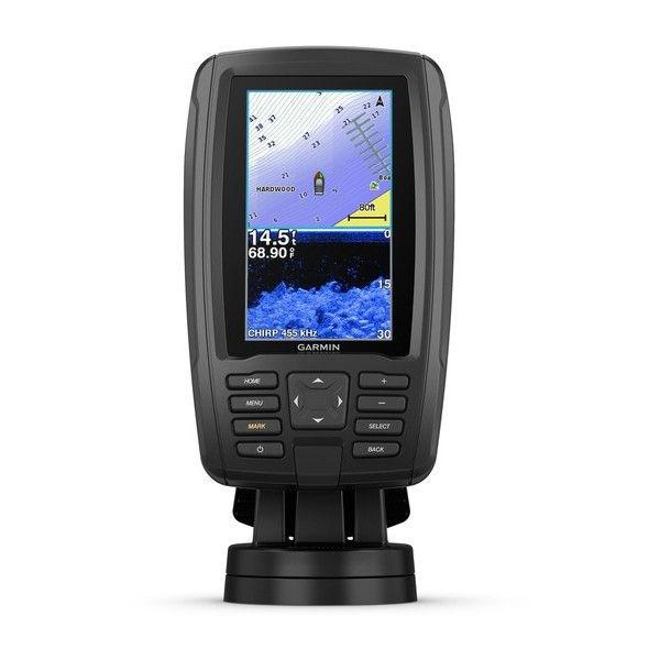 echoMAP™ PLUS 43cv, Sonar/GPS, ClearVü™, US LakeVü HD 2018 Sonde CV20-TM