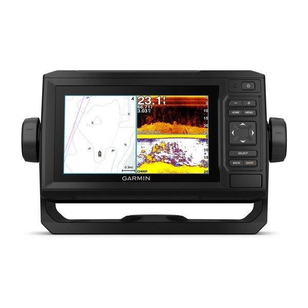 echoMAP™ PLUS 64cv, Sonar/GPS, ClearVü™, US BlueChart G3 sans Sonde