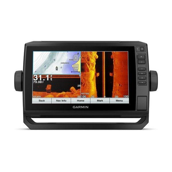 echoMAP™ PLUS 93sv, Sonar/GPS, SideVü™, ClearVü™, US LakeVü G3 sans Sonde