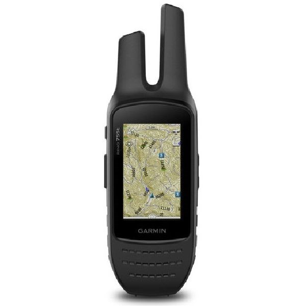 Rino® 755t Topo Canada FRS/GMRS 2 Watts Version Canadienne