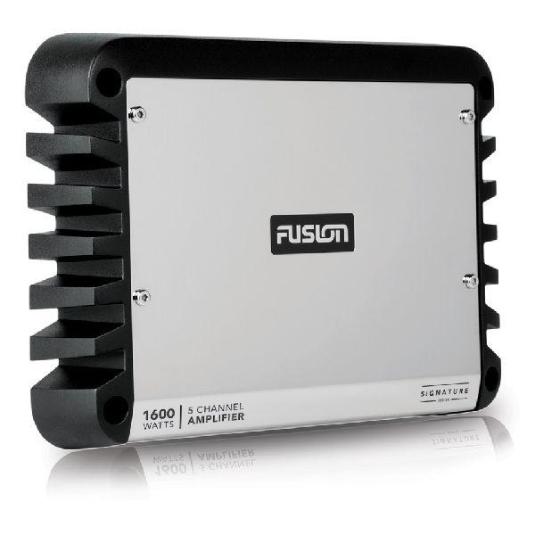 Marine Amplifier 1600 Watts 5 Channel Signature Series