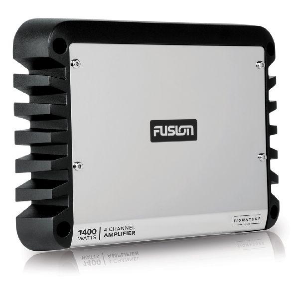 Marine Amplifier 1400 Watts 4 Channel Signature Series
