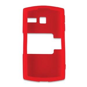 Étui de silicone pour Nuvi 295 ou NuviPhone, Rouge