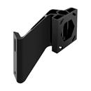 "Raptor Jack Plate Adapter Bracket - Starboard 6"" Black"