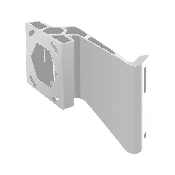 "Raptor Jack Plate Adapter Bracket - Port 4"" White"