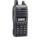 RADIO IC P UHF 400-470 128CH DTMF