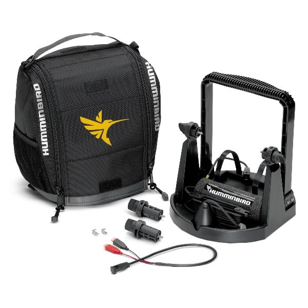 ICE PTC CHIRP H57 FB - Portable Ice Kit with CHIRP Ice Transducer for HELIX 5/7