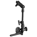 Universal No-Drill™ RAM POD HD™ Vehicle Mount with Double Socket Arm