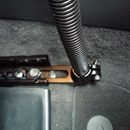"RAM POD I universelle No-Drill™ Montage de véhicule avec tige de 18 "" rigide en aluminium"