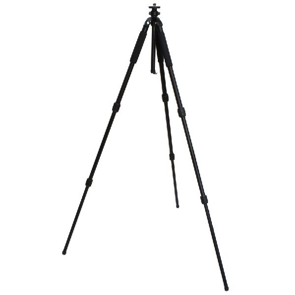 Metal Adjustable Black Tripod System with Carrying Bag