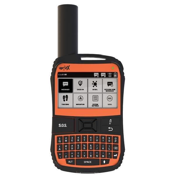 Spot X Globalstar Appareil Satellite de localisation et Messagerie Texte