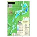 Carte Papier : Lac Croche