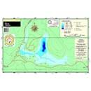 Carte Papier : Lac Froid