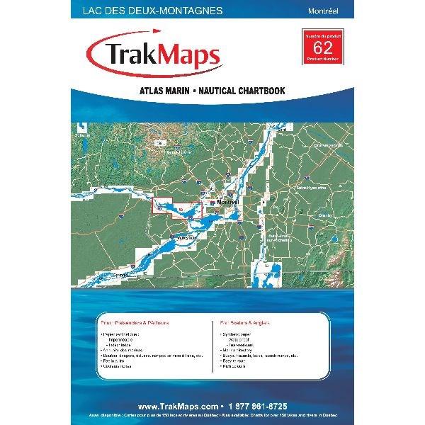 Atlas Papier : Lac des Deux-Montagnes